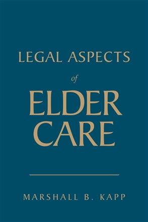 Legal Aspects Of Elder Care - 9780763756321