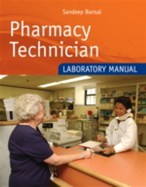 Pharmacy Technician Laboratory Manual - 9780763756604