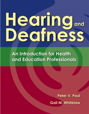 Hearing And Deafness - 9780763757328