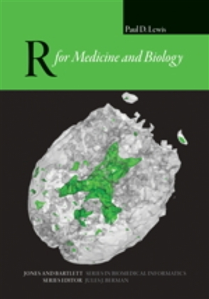 R For Medicine And Biology - 9780763758080