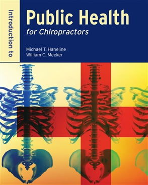 Introduction To Public Health For Chiropractors - 9780763758226