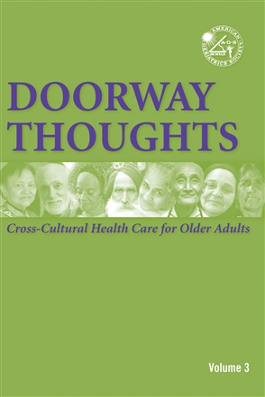 Doorway Thoughts: Cross-Cultural Health Care For Older Adults, Volume III - 9780763759841