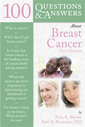 100 Questions  &  Answers About Breast Cancer - 9780763760076