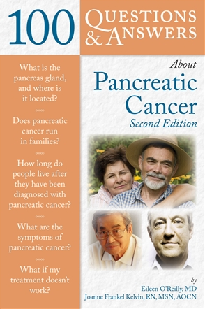 100 Questions  &  Answers About Pancreatic Cancer - 9780763760335