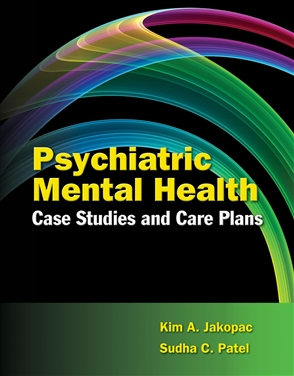 Psychiatric Mental Health Case Studies And Care Plans - 9780763760380