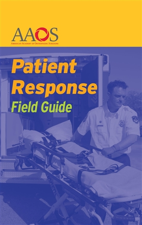 Patient Response Field Guide - 9780763760687