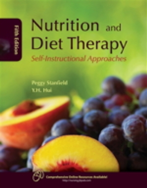 Nutrition And Diet Therapy: Self-Instructional Approaches - 9780763761370