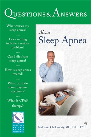 Questions  &  Answers About Sleep Apnea - 9780763763770