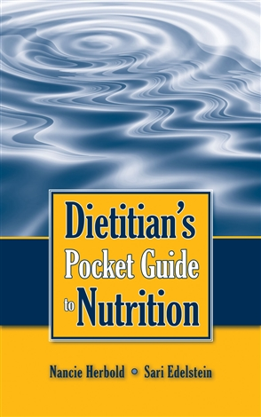 Dietitian's Pocket Guide To Nutrition - 9780763765385