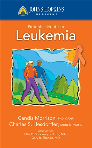 Johns Hopkins Patients' Guide To Leukemia - 9780763774332