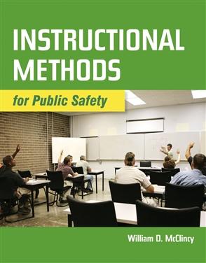 Instructional Methods For Public Safety - 9780763776084