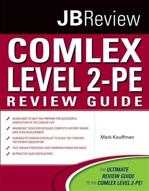COMLEX Level 2-PE Review Guide - 9780763776541