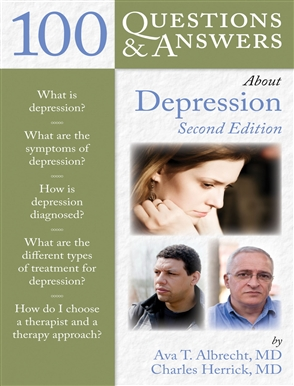 100 Questions  &  Answers About Depression - 9780763777593