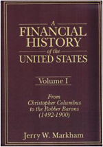 A Financial History Of The United States - 9780765626646