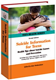 suicide information for teens health tips about suicide causes and prevention