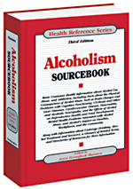 Alcoholism Sourcebook - 9780780811928