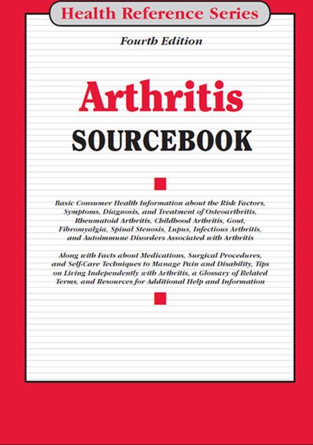 Arthritis Sourcebook - 9780780814011