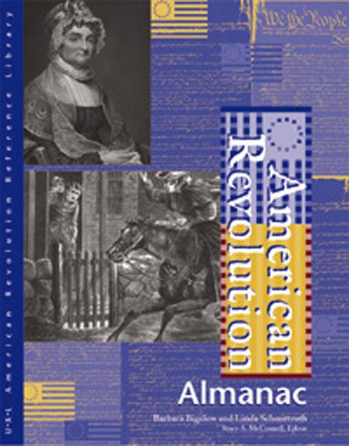 American Revolution: Almanac - 9780787637958