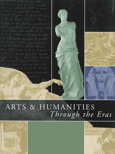 Arts and Humanities Through the Eras: Ancient Egypt (2675 B.C.E.-332 B.C.E.) - 9780787656980