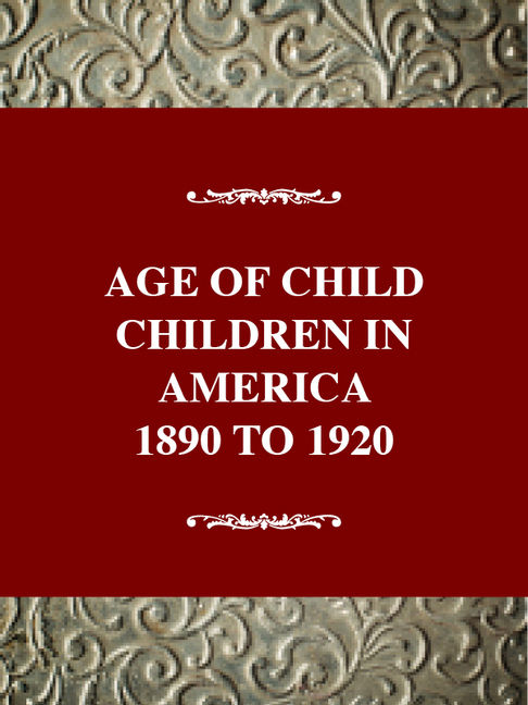 Age of the Child - 9780805741056