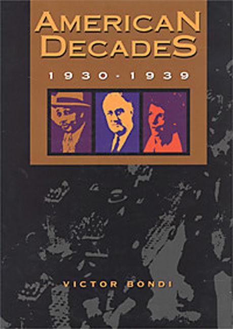American Decades: 1930-1939 - 9780810357259