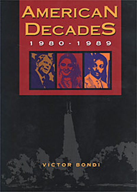 American Decades: 1980-1989 - 9780810388819