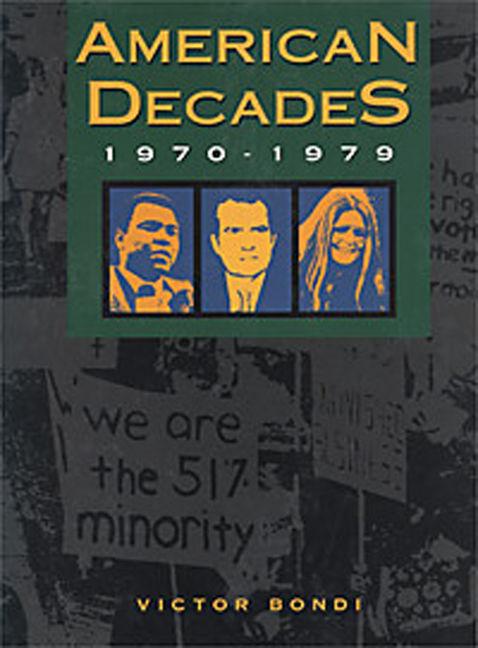 American Decades: 1970-1979 - 9780810388826