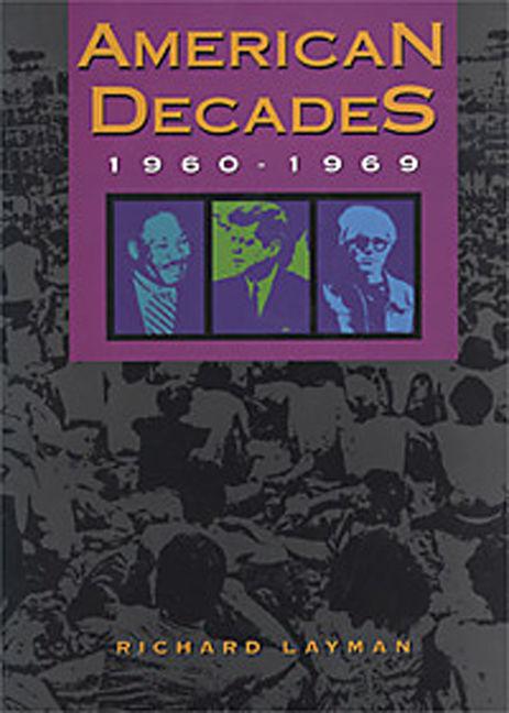 American Decades: 1960-1969 - 9780810388833