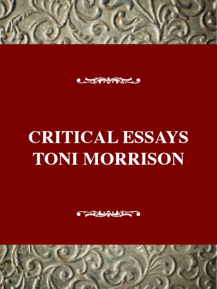 critical essays on american literature series Amazoncom: critical essays on arthur miller (critical essays on american  literature) (9780816182589): james  series: critical essays on american  literature.