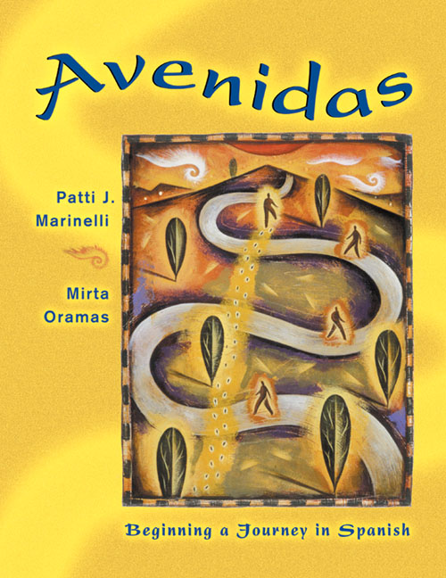 Avenidas: Beginning a Journey in Spanish - 9780838428399
