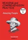Reading & Comprehension Practice Book 1: Amazing People