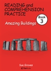 Reading & Comprehension Practice Book 3: Amazing Buildings & Monuments