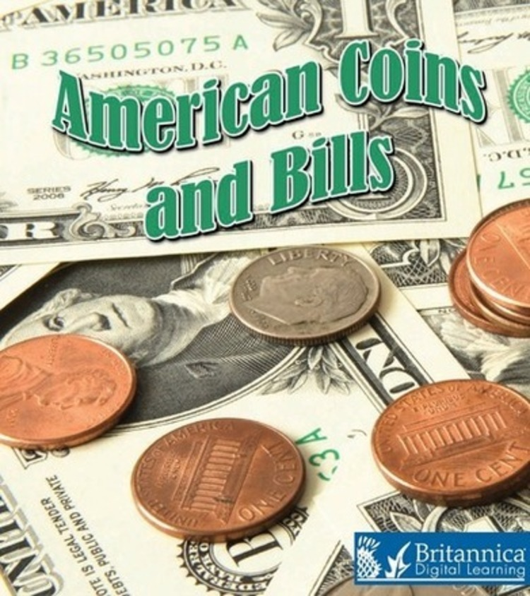 American Coins and Bills - 9780982382462
