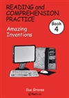 Reading & Comprehension Practice Book 4: Amazing Inventions