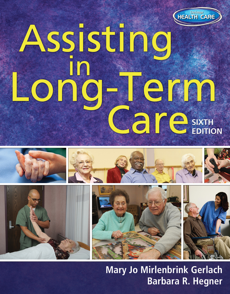 Assisting in Long-Term Care - 9781111539924
