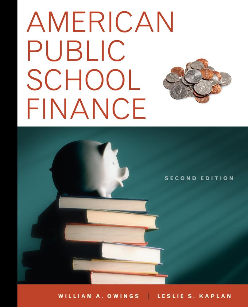 American Public School Finance - 9781111838041