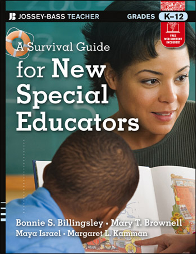 A Survival Guide for New Special Educators - 9781118236925