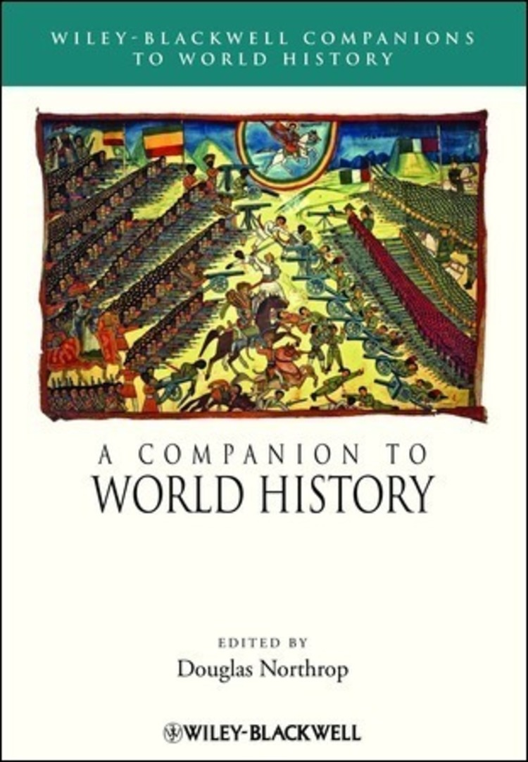 A Companion to World History - 9781118305485