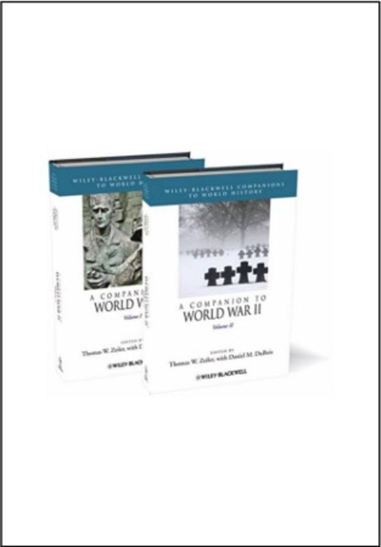A Companion to World War II - 9781118325049