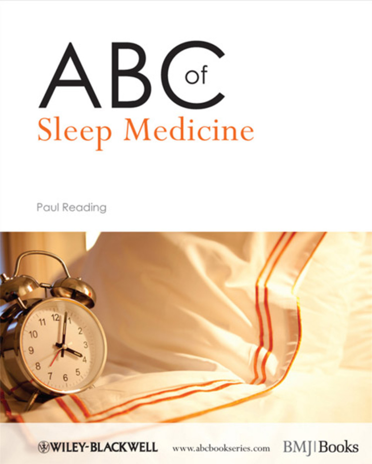ABC of Sleep Medicine - 9781118523315