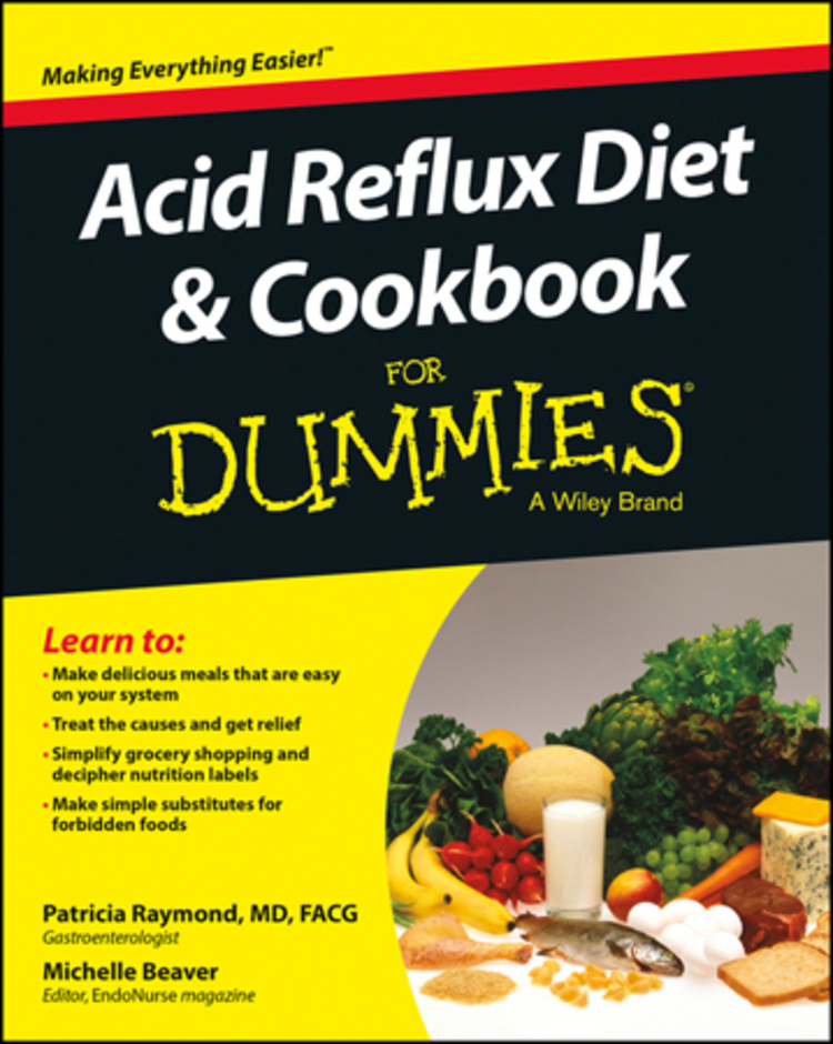 Acid Reflux Diet For Dummies - 9781118839140