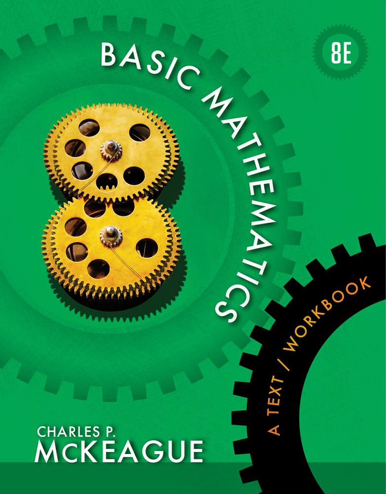 Basic Mathematics: A Text/Workbook - 9781133103622