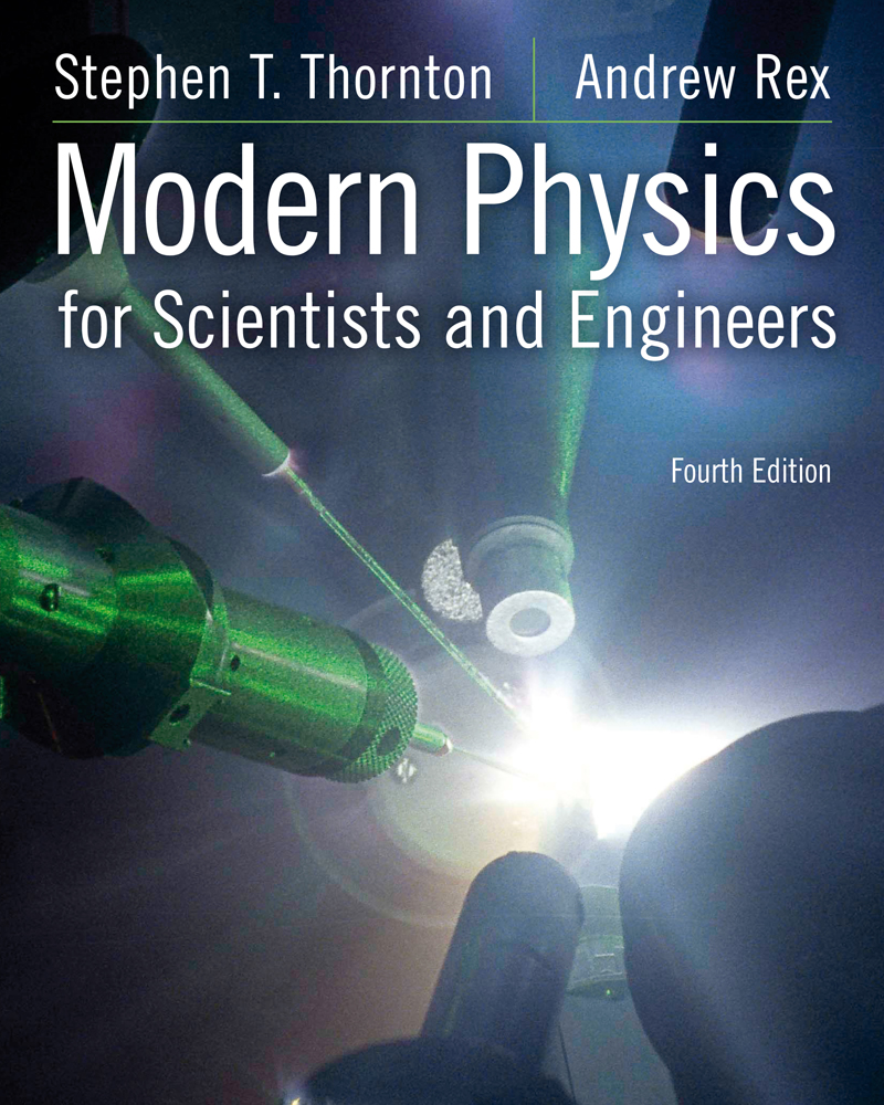 Modern Physics for Scientists and Engineers - 9781133103721
