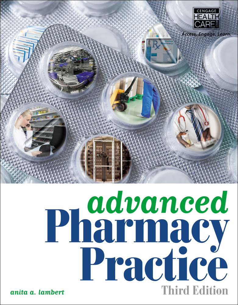 Advanced Pharmacy Practice - 9781133131410
