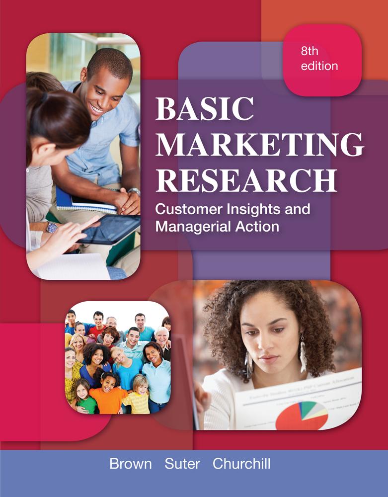 Basic Marketing Research - 9781133188544