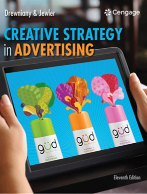Creative Strategy in Advertising - Buy Textbook   Bonnie ...