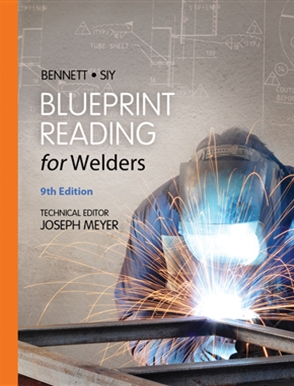 Blueprint reading for welders spiral bound version buy textbook blueprint reading for welders spiral bound version malvernweather Images