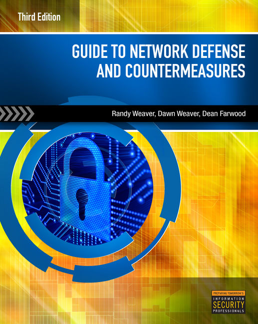 Guide to Network Defense and Countermeasures - 9781133727941