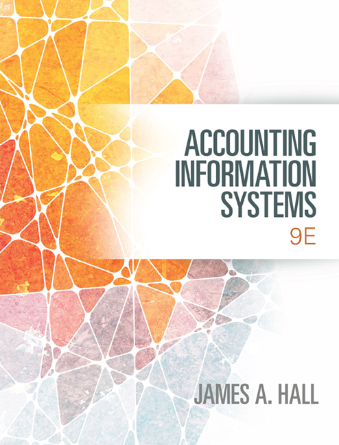 Accounting Information Systems - 9781133934400