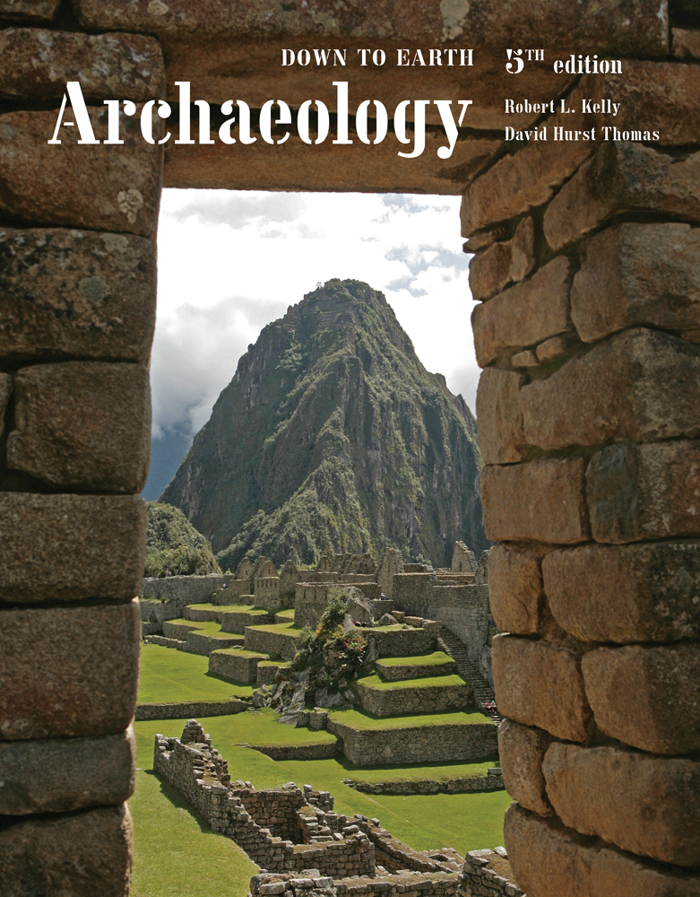 Archaeology: Down to Earth - 9781133950912